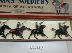 Britains Vintage Lead toy soldiers set no. 217 boxed