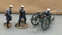 Britains War Along The Nile British Naval Brigade Gatling Gun & Crew 27038 SU685