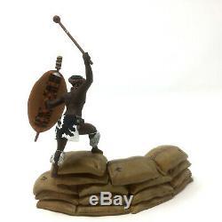 Britains Zulu War 3pc Set 20030 BREACHING THE WALL British 24th Foot Zulu uDloko