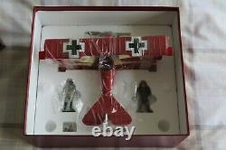 Britains soldiers WW1 Red Baron Fokker Trip-plane with figures boxed set