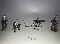 Britians WAN British Naval Brigade Gatling Gun NIB War Along Nile 27038 New