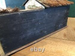 Cetandco For Britains Very Rare Farm Stables. 54mm Scale. Pre War