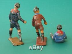 Charbens Soap Box Racer With Cub Scouts Rare Vintage Lead