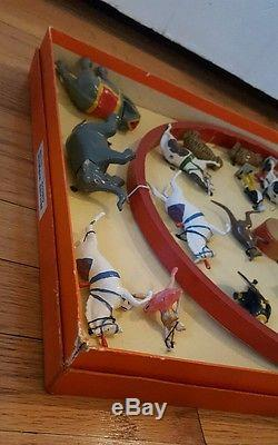Complete in Box Britain's Mammoth Circus 1952 Post War Version Set 1539