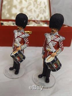 Corgi F07321 Icon Scots Guards Band Beating The Retreat Toy Soldier Figure Set