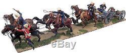 Desperate escape, Gun carriage, Zulu wars