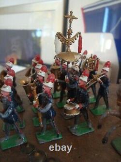 Heyde Lead Bavarian Band x 18 & Indian Cavalry x 2