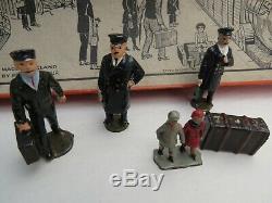 JOHILLCO Brittania Railway set boxed VERY RARE
