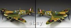 KING AND COUNTRY Spitfire Mk. II (Battle of Britain 1968 Film) WW2 RAF076