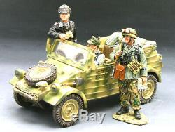 King & Country WS102 Normandy Kubelwagen Figarti Fisrt Legion Britains WWII