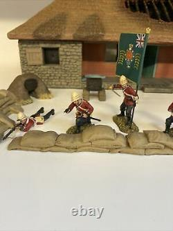 King country Thomas Gunn Britains toy soldiers Complete Set