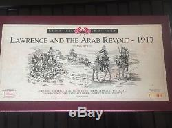 Lawrence and the arab revolt 1917 Lawrence Of Arabia Figure Set Britains Toys