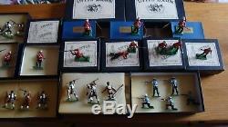 Little Legion ZULU WAR 54mm metal Soldiers and Warriors