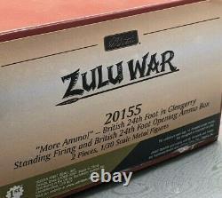 Lovely Very Rare Britains Zulu War More Ammo British 24th Foot 20155 SU958