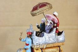 MARLBOROUGH MMM DELHI DURBAR BRITISH WAR in INDIA VICE REGAL STATE ELEPHANT nq