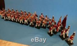 MI-574 Coldstream Guard Napoleonic Band Britain's 54mm Metal