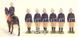 PP12 Britains loose set 28 Mountain Artillery 1930s version 14pcs c/w ammo VGC