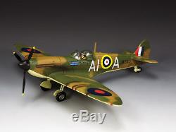 RAF076 Spitfire Mk. II (Battle of Britain 1968) by King & Country