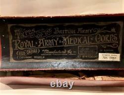 RARE BRITAINS ROYAL ARMY MEDICAL CORPS (RED CROSS) No 145A