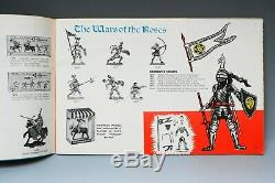 RARE Britains Herald ORIGINAL 1964 Trade Catalogue Swoppets, Cyclists, Farm