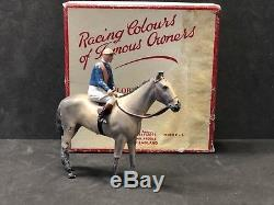 RARE Britains Racing Colors Lord Astor Boxed