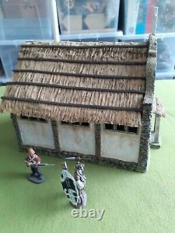 RORKES DRIFT Church Building from ZULU Film Toy Soldiers W Britains one off