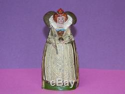 Rare Britains Lead #513 Lead Madame Tussauds T4 Souvenir Queen Elizabeth