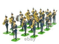 Rare Britains W. Britain Royal Air Force Band 41151 Limited Edition Toy Soldiers
