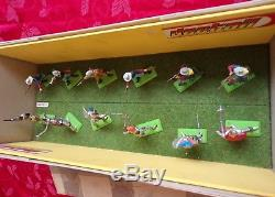 Rare Britains deetail 1970'S Toy Trade Fair 7TH Cavalry Knights Displays Shop