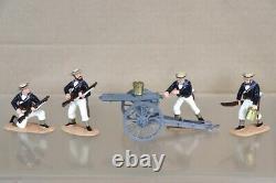 SOLDIERS of the WORLD SC56 EGYPT & SUDAN CAMPAIGN ROYAL NAVY GATLING GUN pjm