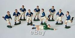 TIMPO FOOTBALLERS, RARE CHELSEA TEAM, 1950's Hollowcast Lead, Britains Football