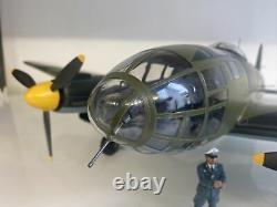 Thomas Gunn king country toy soldiers Heinkel HE. 111 Battle Of Britain 1940 130