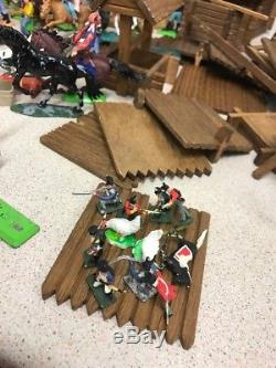 Timpo Britains Deetail And Various Toy Soldiers Etc Wholesale Lot
