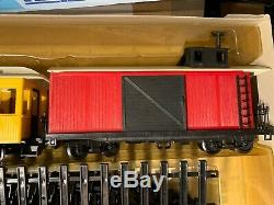 Timpo Prairie Rocket Battery Operated Train Set Excellent Condition