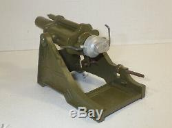 VINTAGE BRITAINS 18 HOWITZER No 9740 WITH BOX, SHELL & 6 ROUNDS NM