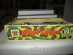 Vintage 1976 Britains Deetail #9788 German Kubelwagen & Field Gun Original Box