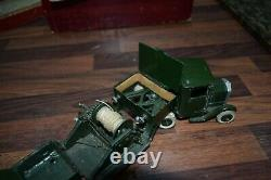 Vintage Boxed Britains 1641 Mechanical Transport Air Force Equipment Lorry 1939