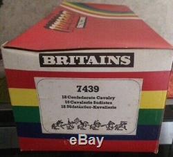 Vintage Britains Deetail Counter Display Original Box No 7439