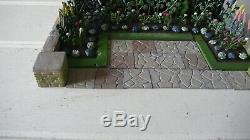 Vintage Britains Lead Boxed Model Miniature Garden Set No 10 MG