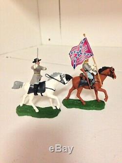 Vintage Britains Ltd Civil War Soldiers