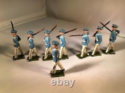 Vintage Britains Venezuelan Cadets Part of Set 2100 Unboxed