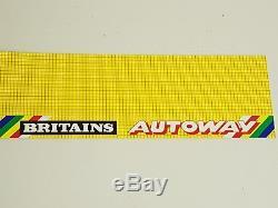 Vintage Rare BRITAINS AUTOWAY Shelf taker Rare