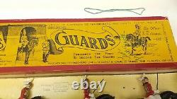 Vintage W Britain The Life Guards No. 1 Britains Lead Toy Soldiers horses cavalry