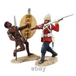 W BRITIAN Zulu War 20162 Up Close and Personal British 24th Foot & Zulu