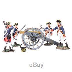 W. Britain #16015 Clash of the Empires British Royal Artillery