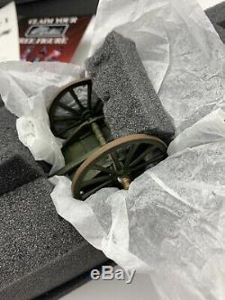 W Britain 17869 British Royal Field Artillery Limber with 18 Pound Gun William
