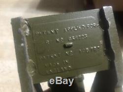 W Britains Set #1265 Britain 18 Howitzer Mounted For Garrison Duty