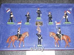 W Britains Soldiers Limited Edition Royal Lancers 1 Gauge 1/32 54mm G Scale