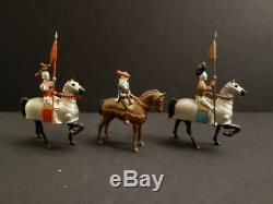 William BRITAINS Knights in Armour Medieval Set 9497 + Box England