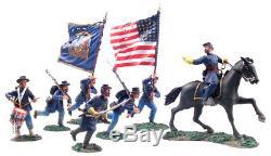 William Britain American Civil War The Chosen Ground Set 1 31051 New